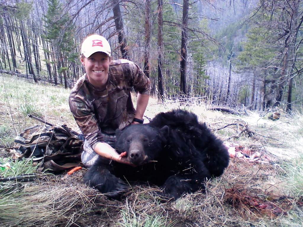 bear hunting in Montana