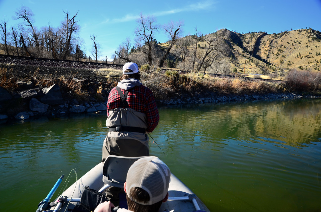 fly fishing, missouri river, montana wild, headhunters fly shop, craig mt, holter dam, nymphing, dry fly, MT, rainbow trout, brown, bwo, Nikon, GoPro