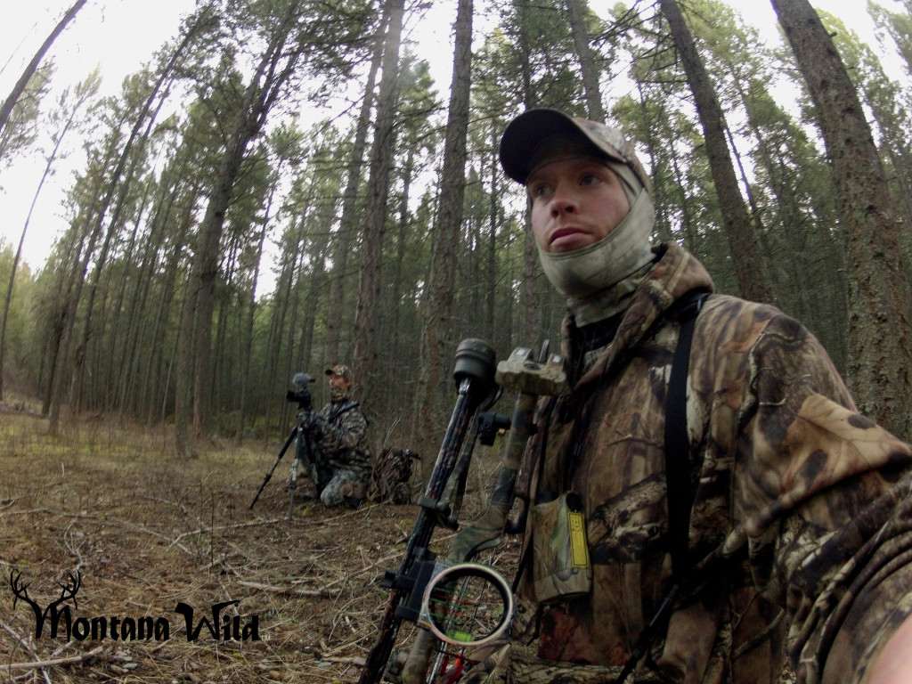 hunting film crew, filming hunts, montana production company