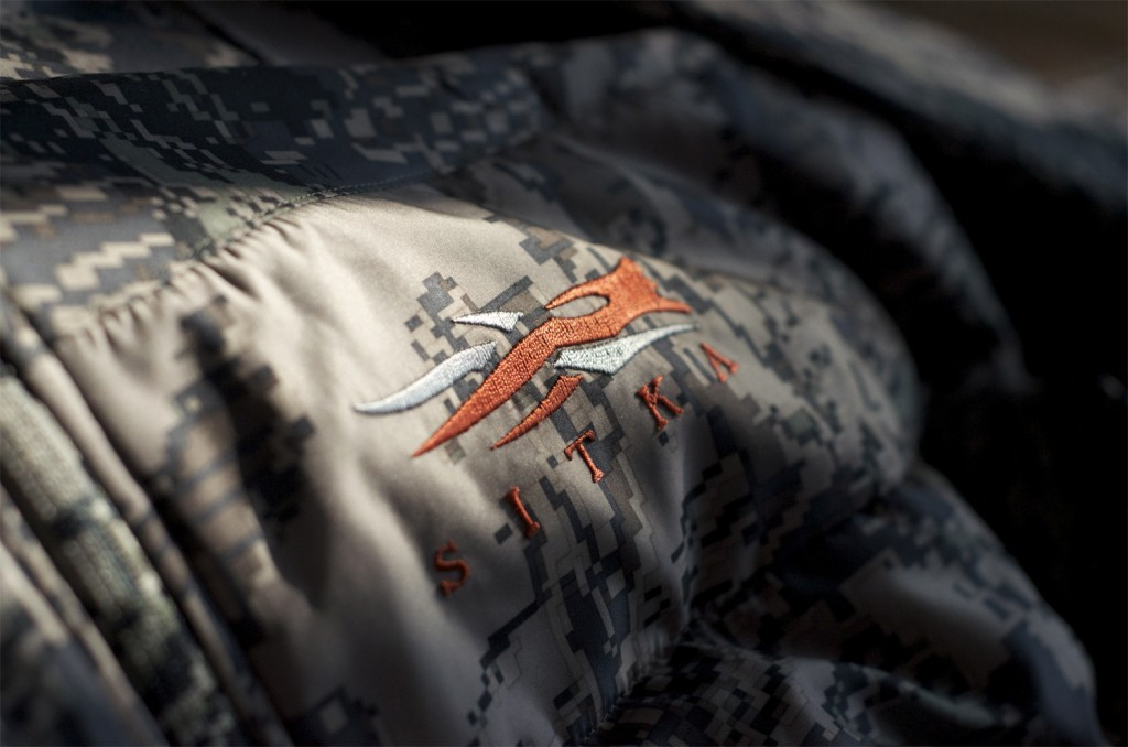 Sitka Logo, quality camo, optifade, open country camo