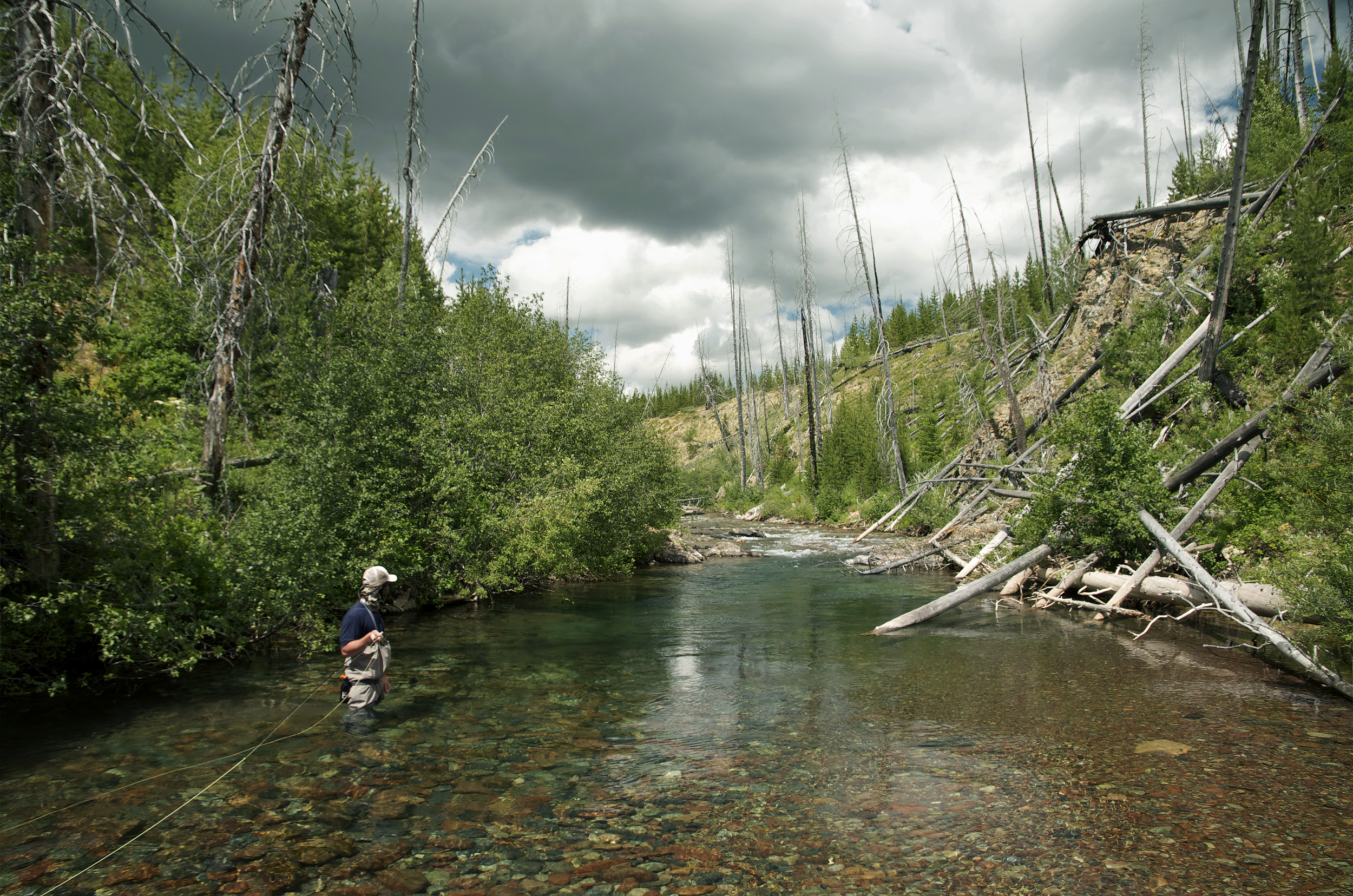 Backcountry fly fishing for Backcountry fly fishing