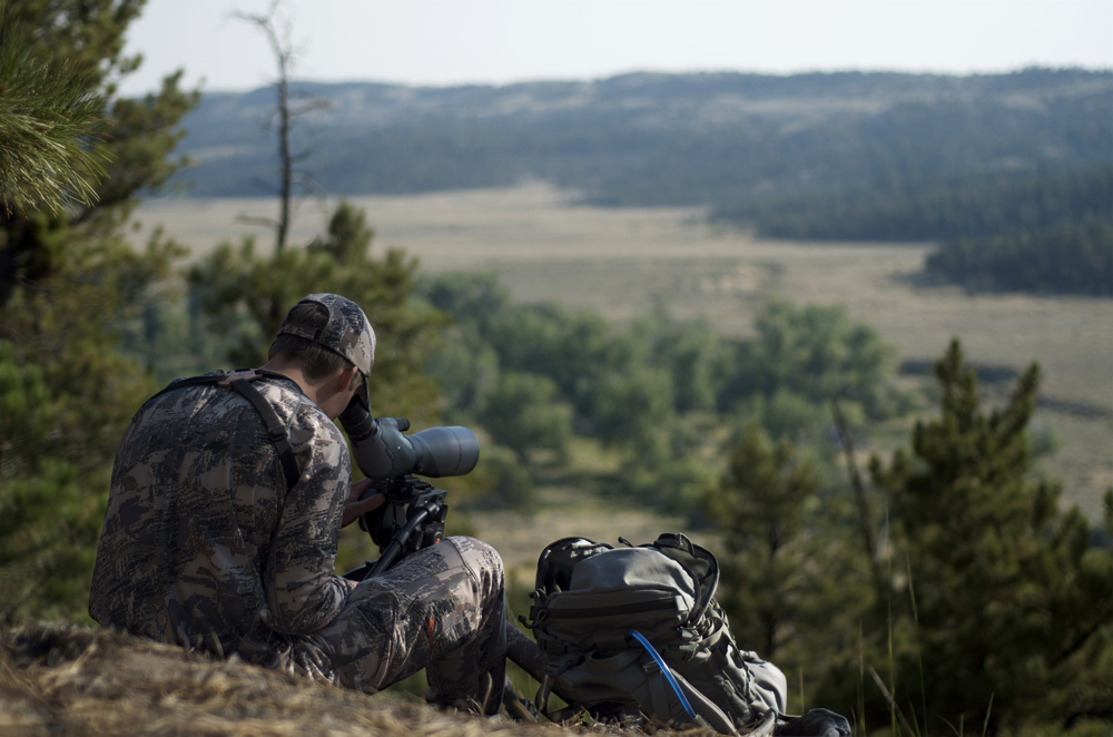 Vortex Viper HD Spotting Scope, Glassing techniques for elk, Mystery Ranch with camelbak