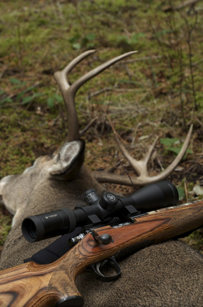 vortex, viper, HD, rifle, scoope, 4-16, montana, deer, whitetail, buck