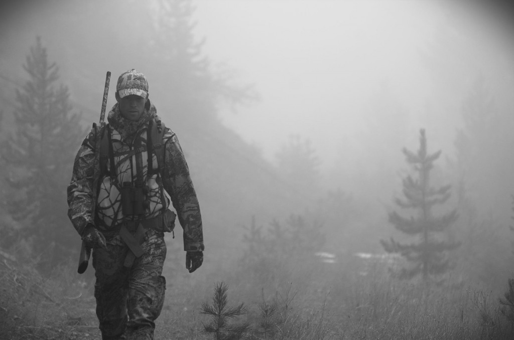 Fog, hunting, cold, gear