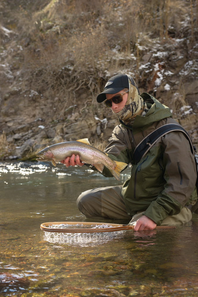 steamer, freefly apparel, montana, fly fishing, orvis, rainbow trout