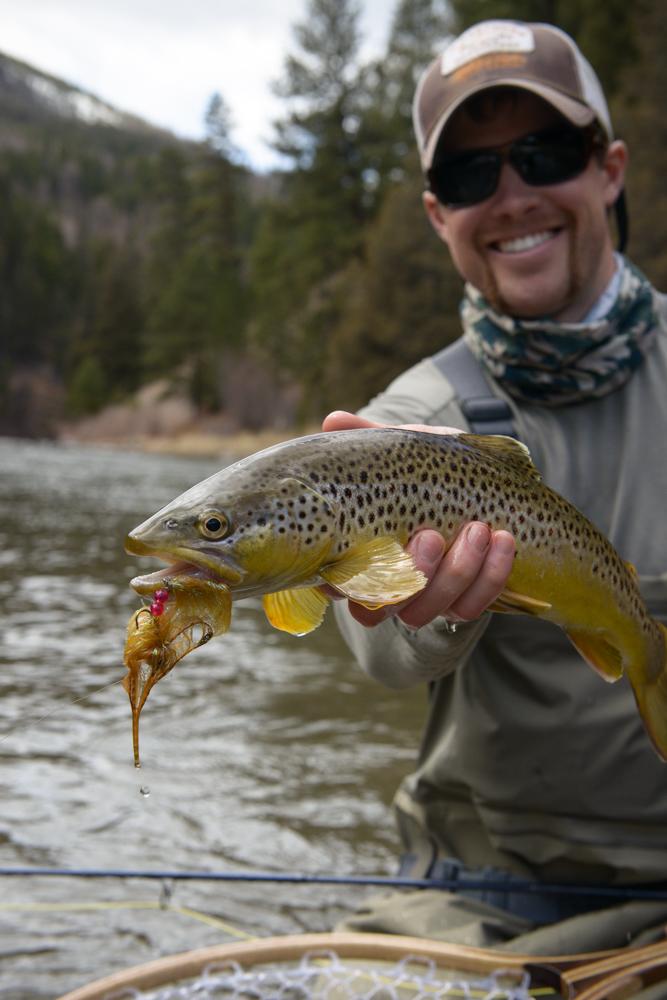 Fly fishing for Smith optics fishing