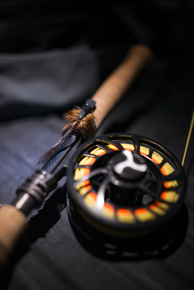 fly, fishing, box, line, night, mouse, pattern, brown, trout, orvis, helios