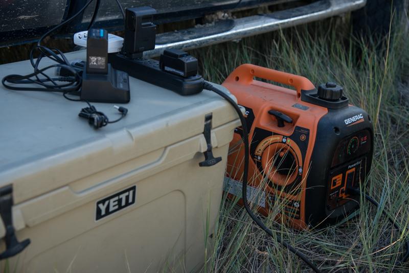 generator, IQ2000, montana, wild, yeti, coolers, power, hunting, honda