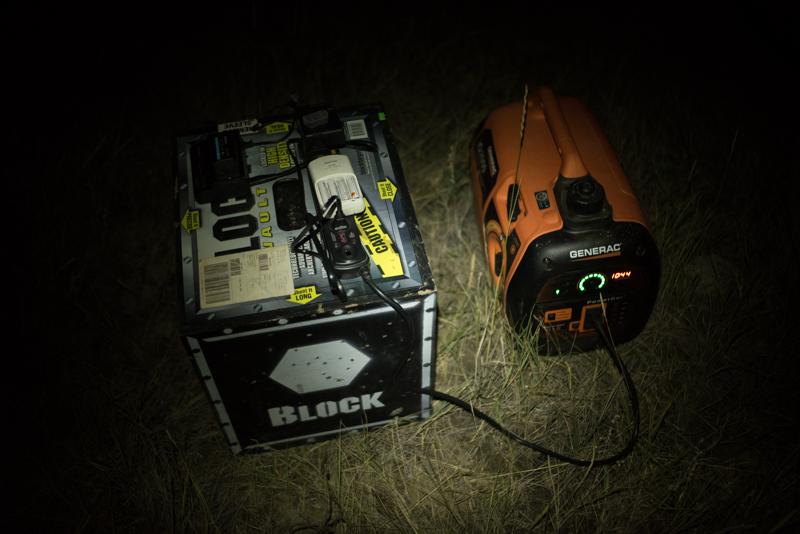 2000 watt, generac, generator, block, charging, batteries
