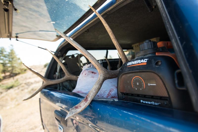 hunting, inverter, generator, generac, IQ2000, 2000, watt, charging, portable, quiet